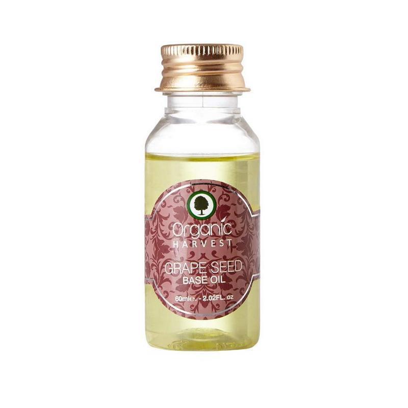 Organic Harvest Grape Seed Essential Oil 60ml