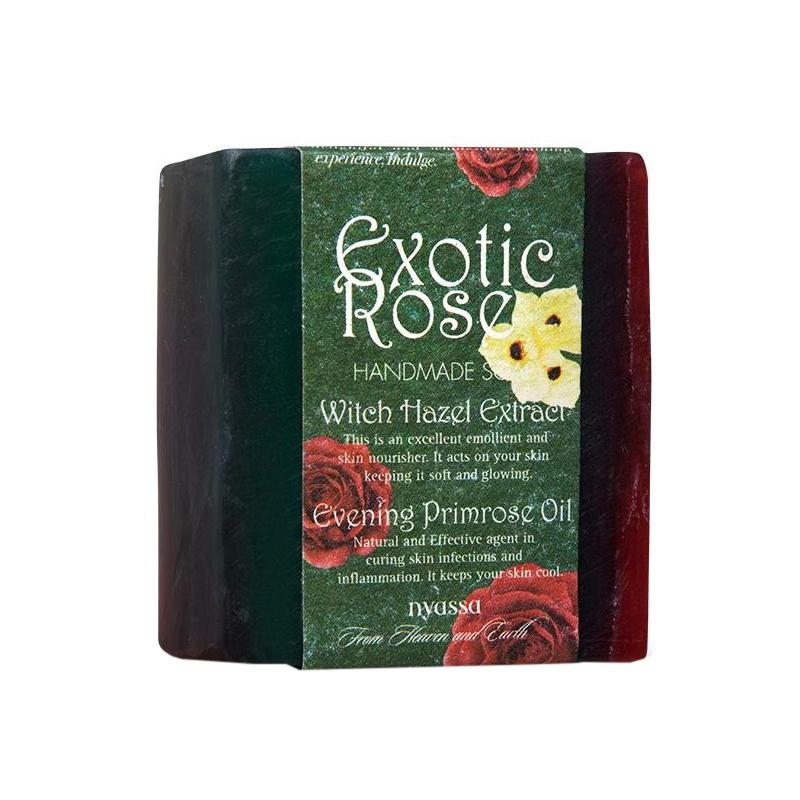 Nyassa Exotic Rose Handmade Soap 150gm
