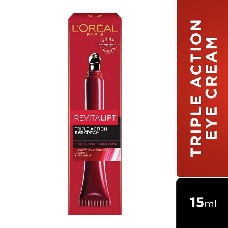 L'Oreal Paris Revitalift Laser X3 Anti-Aging Transforming Eye Cream 15gm