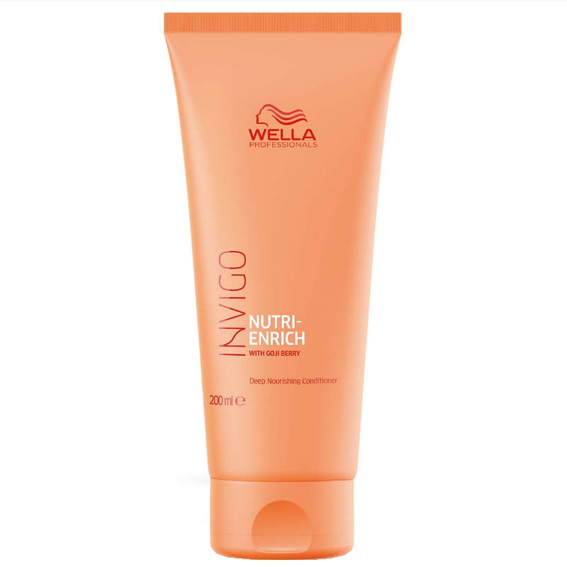Wella Professionals Invigo Nutri-Enrich Deep Nourishing Conditioner 200ml