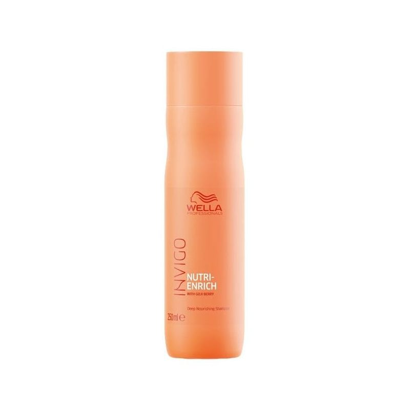 Wella Professionals In Vigo Nutri-rich Deep Norushining Shampoo 250ml