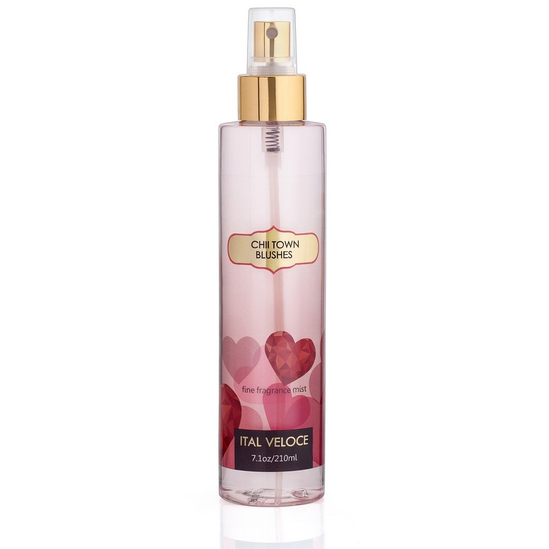 Ital Veloce Chii Town Blushes Fine Fragrance Mist 210ml