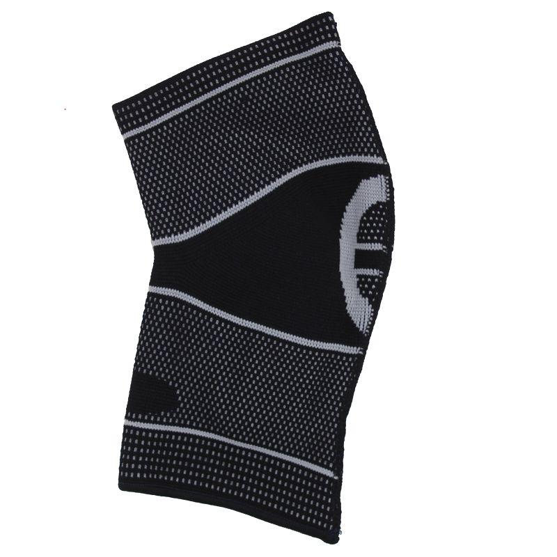 Lively 3D Knitted Ankle Brace For Left Leg Medium Size