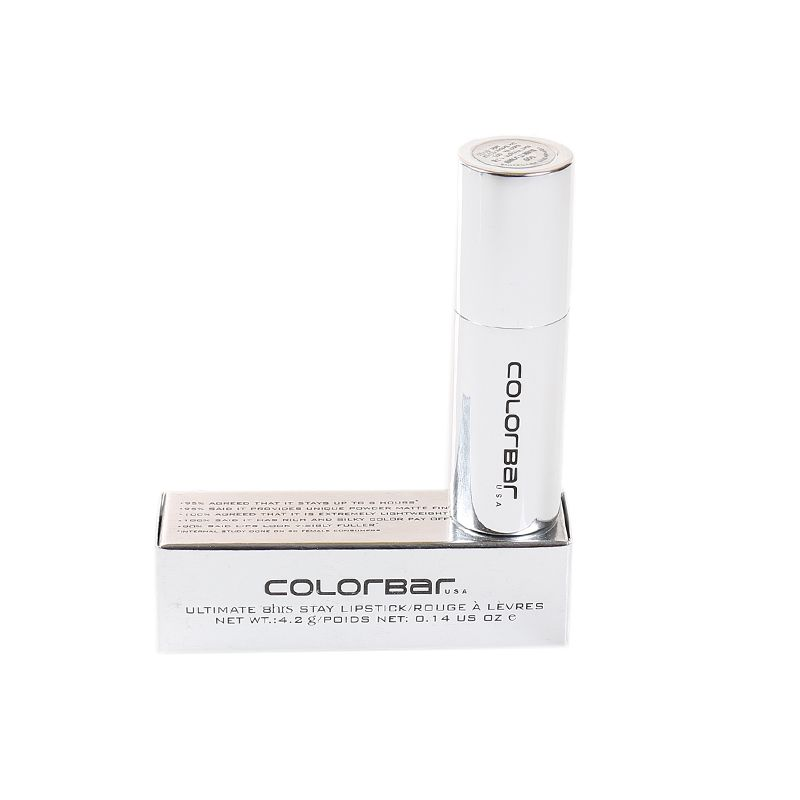 Colorbar USA Ultimate HRS Stay Lipstick Brick Red 01