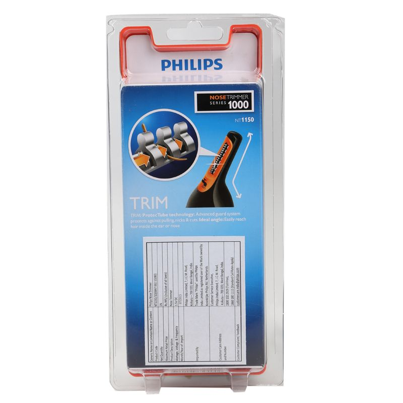 Philips Comfortable Nose Trimmer NT1120/10