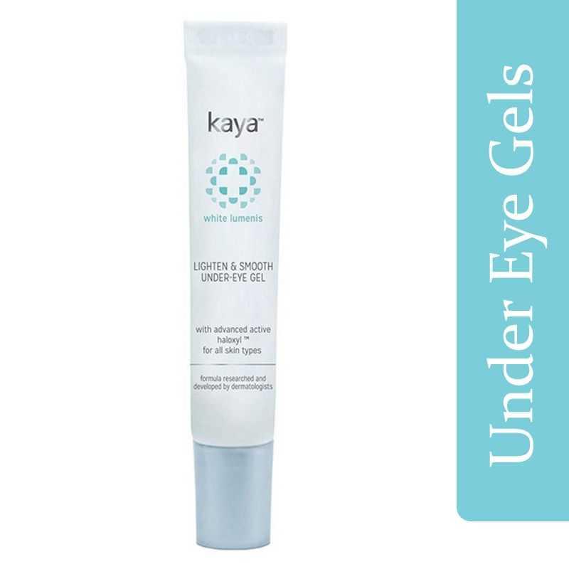 Kaya White Lumenis Lighten & Smooth Under Eye Gel 15ml