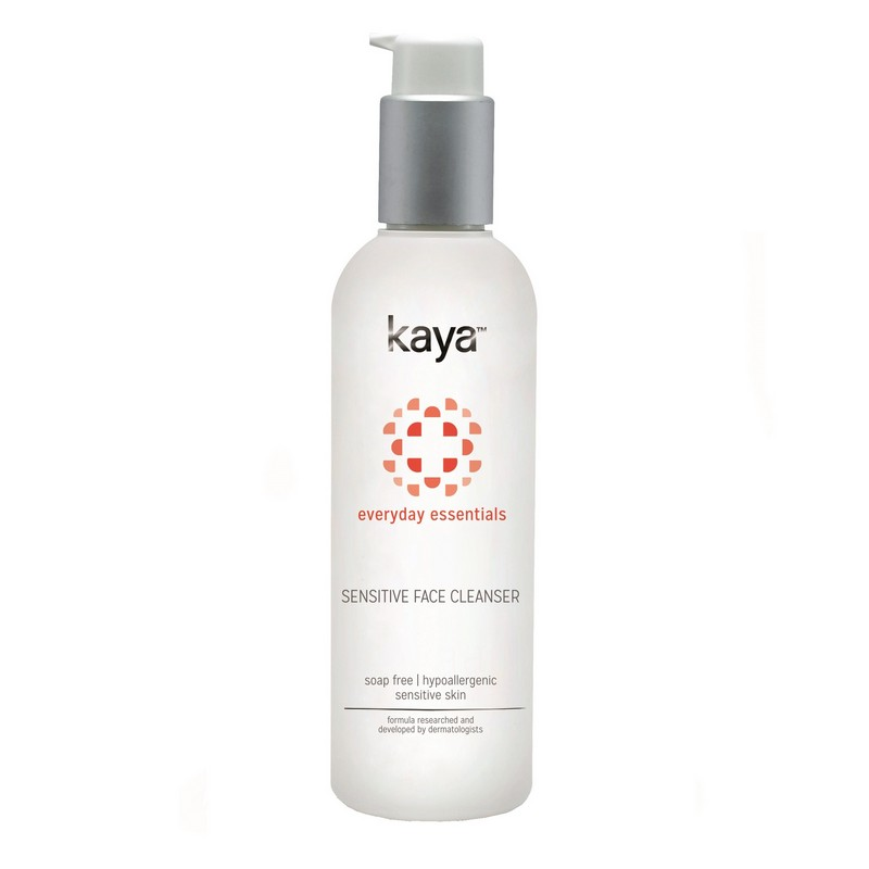Kaya Everyday Essentials Sensitive Face Cleanser 200ml
