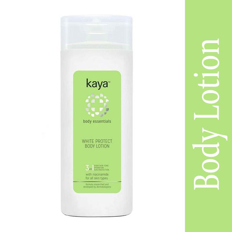 Kaya Body Essentials White Protect Lotion 200ml