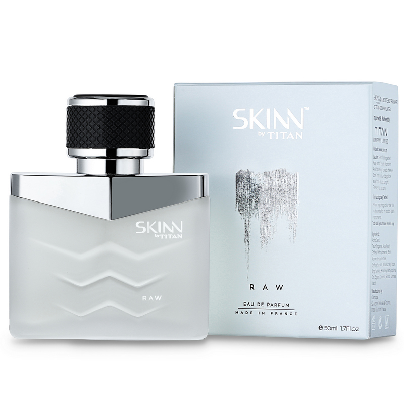 Skinn By Titan Raw Eau De Parfum For Men 50ml