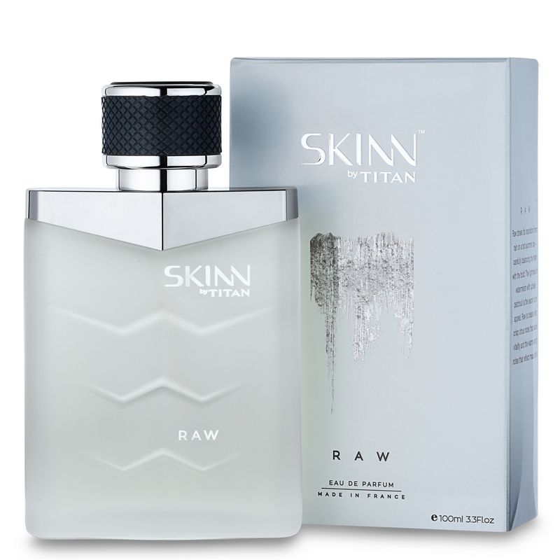 Skinn By Titan Raw Eau De Parfum For Men 100ml