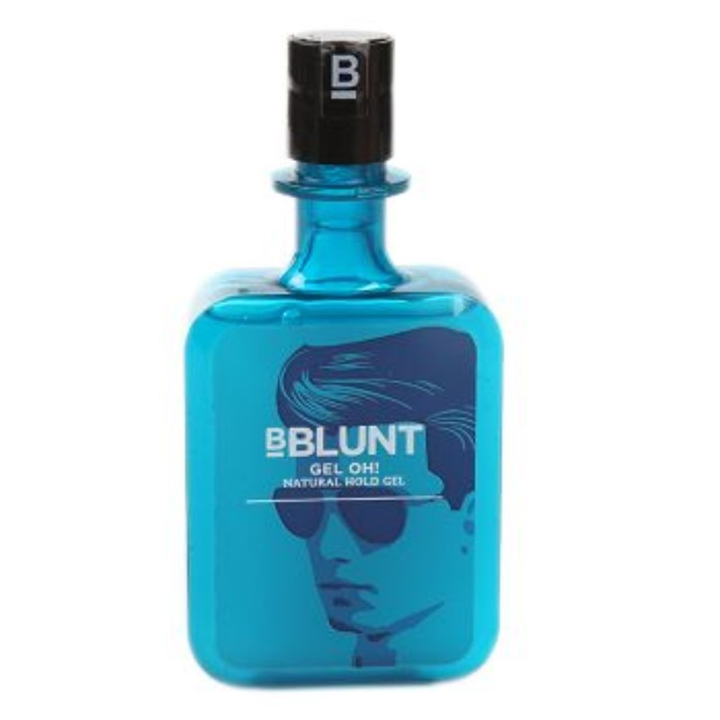 BBlunt Gel Oh! Natural Hold Gel 150ml