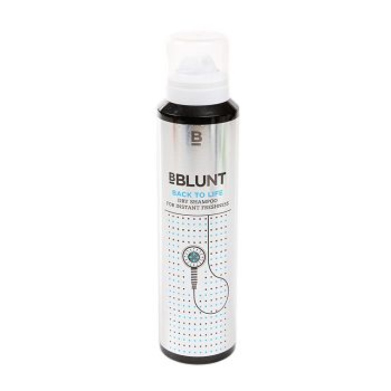 BBlunt Back To Life Dry Shampoo For Instant Freshness Classic 125ml