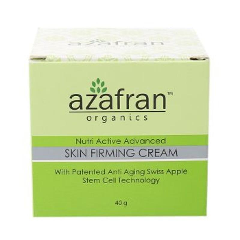 Azafran Organics Nutri Active Advanced Skin Firming Cream 40gm