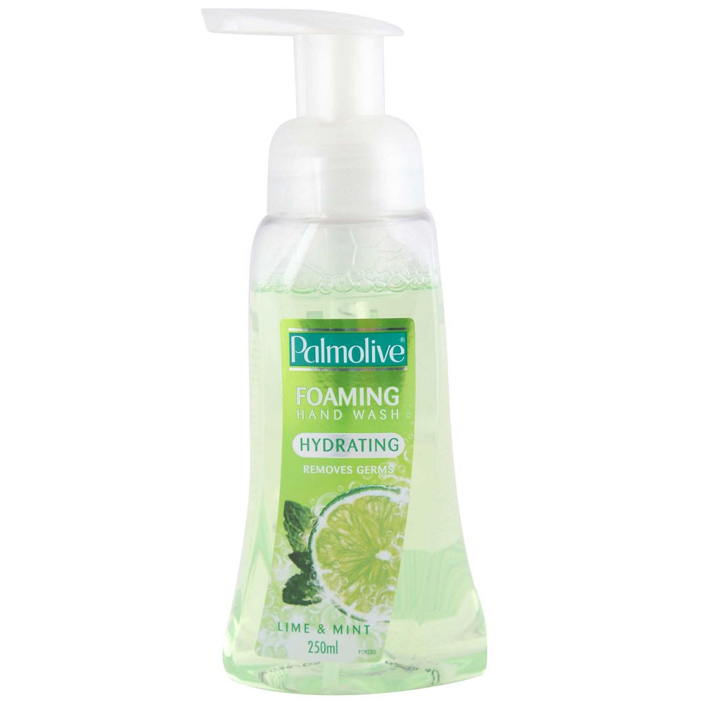 Palmolive Hydrating Foaming Hand Wash Lime & Mint 250ml