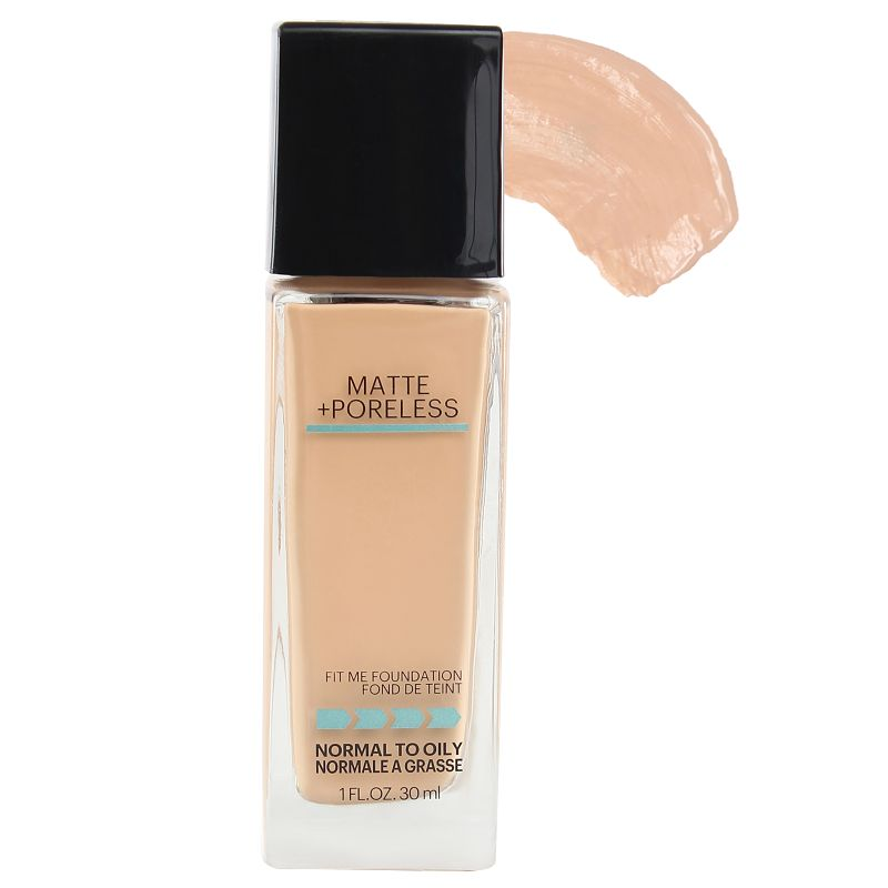 0f7a79c08c8 Buy Maybelline New York Fit Me Matte + Poreless Foundation Ivory 115 |  Health & Glow