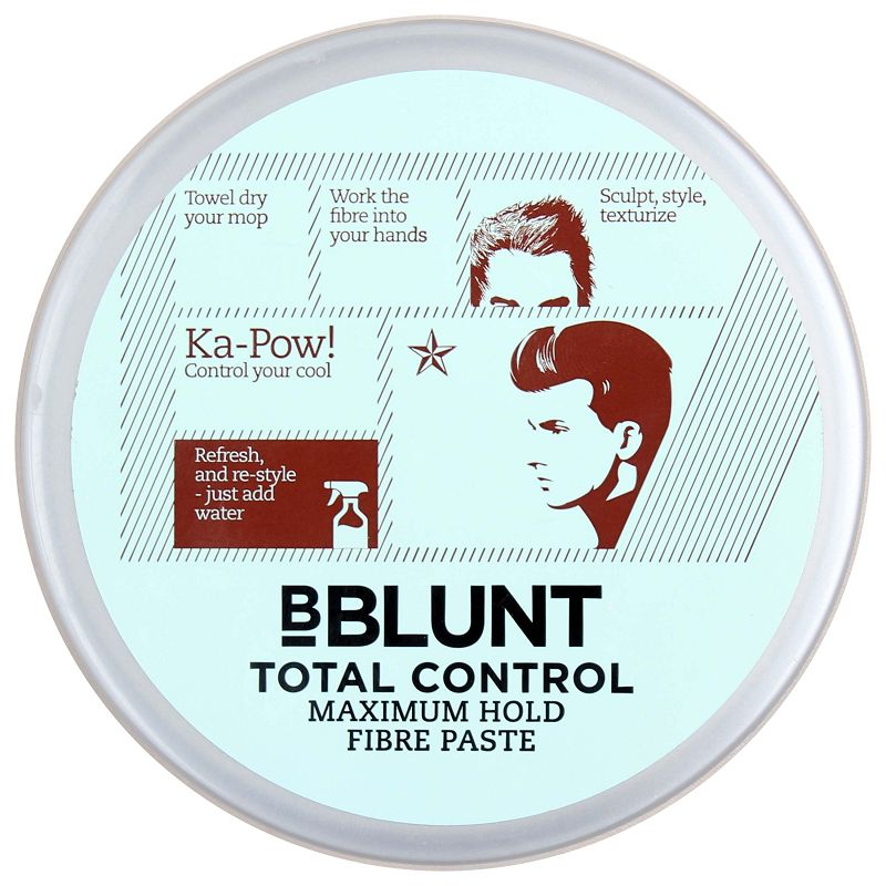 BBlunt Total Control Maximum Hold Fibre Paste 50gm