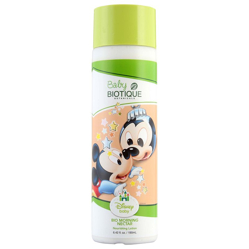 Biotique Disney Baby Boy Bio Morning Nectar Nourishing Lotion 190ml