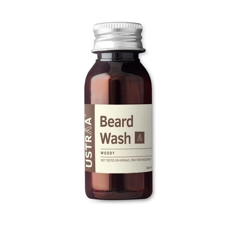 Ustraa Beard Wash Woody 60ml