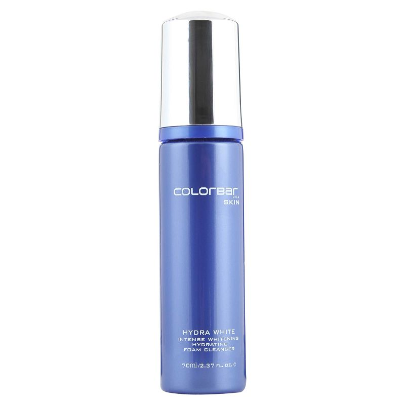 Colorbar USA Skin Hydra Intense Whitening Hydrating Foam Cleanser 70ml