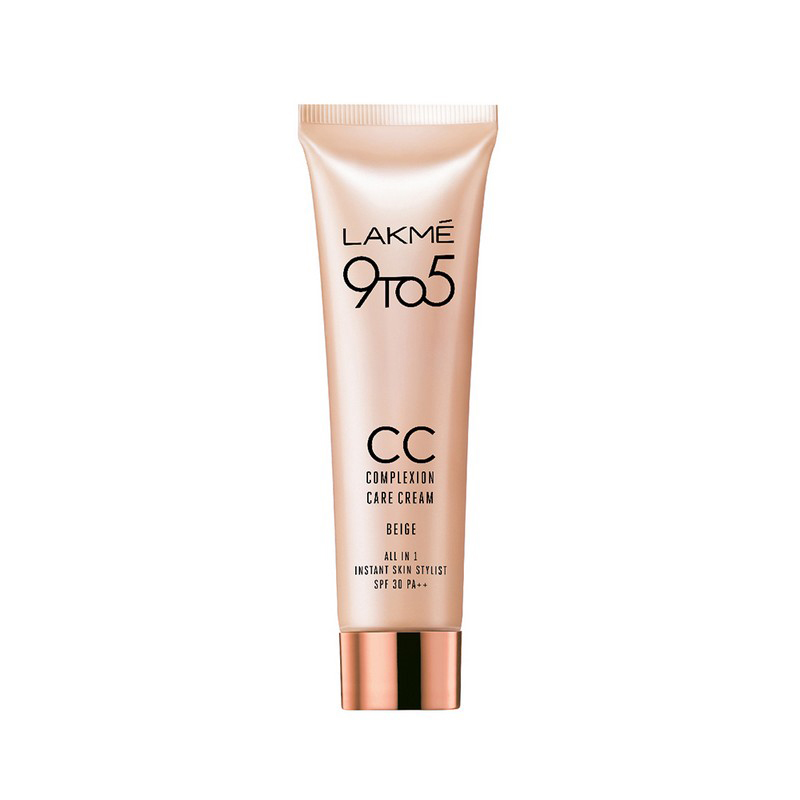 Lakme 9 To 5 Complexion Care Cream Beige 9ml