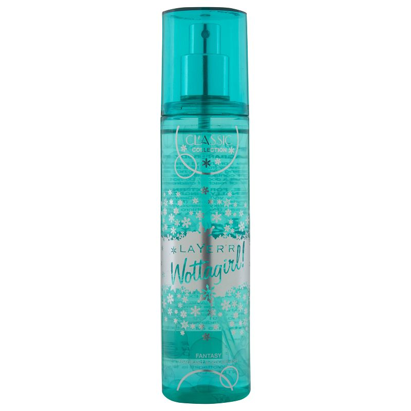 Layerr Wottagirl Classic Collection Fantasy Fragrant Body Spray 135ml