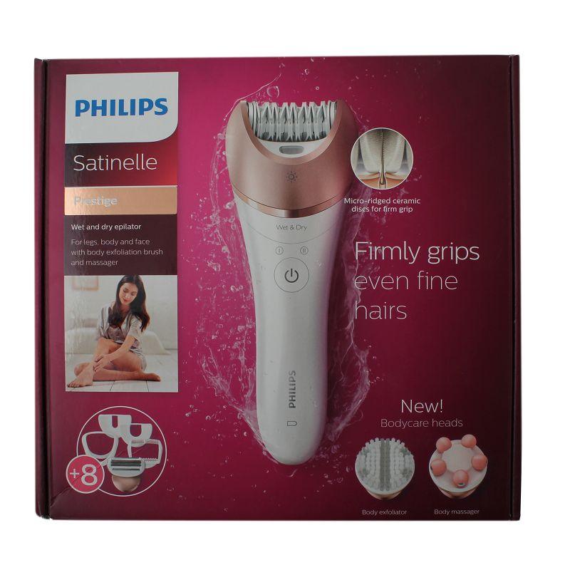 Philips Satinelle Advanced Wet & Dry Epilator For Women BRE630/00