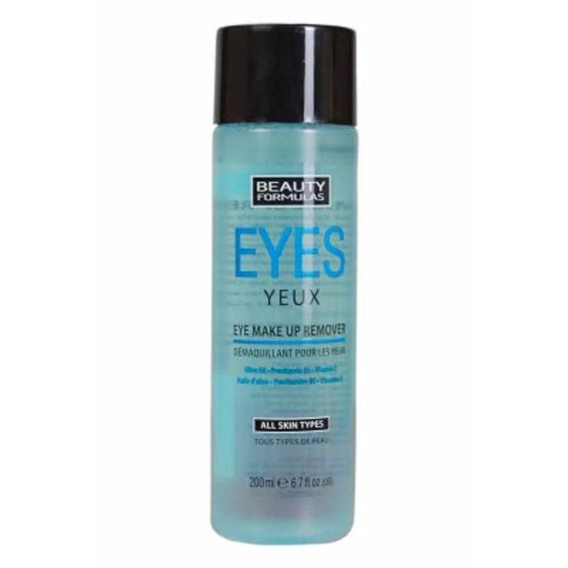 Beauty Formulas Eye Makeup Remover 200ml