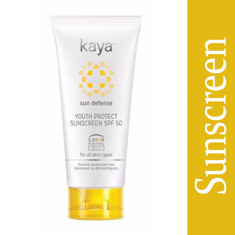 Kaya Sun Defense Youth Protect Sunscreeen SPF50 50ml