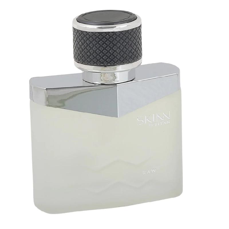 Skinn By Titan Raw Coffret for Men 50ml Perfume & 75ml Deodorant