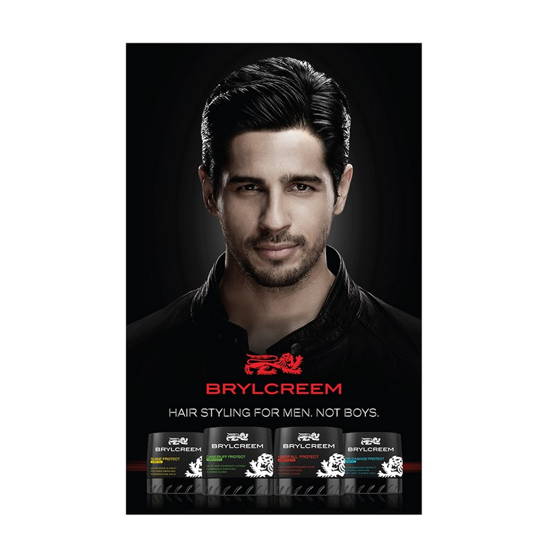 Brylcreem Shine Protect Hair Styling Gel 75gm