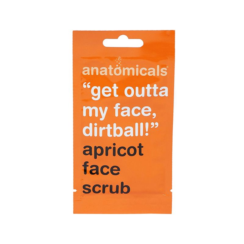 Anatomicals Apricot Face Scrub 15gm