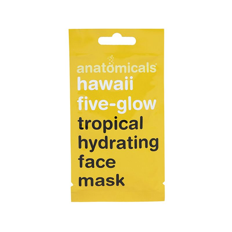 Anatomicals Tropical Hydrating Face Mask 15ml
