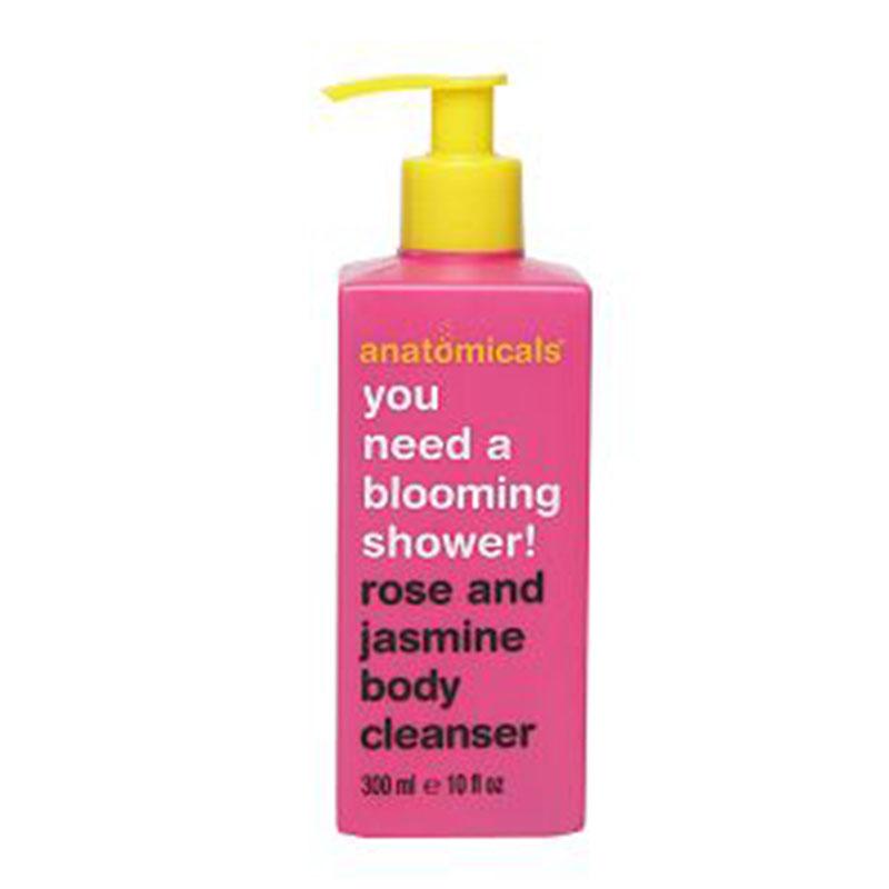 Anatomicals Rose & Jasmine Body Cleanser 300ml