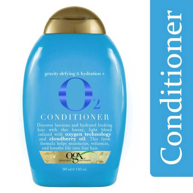 Organix Gravity Defying & Hydration O2 Hair Conditioner 385ml