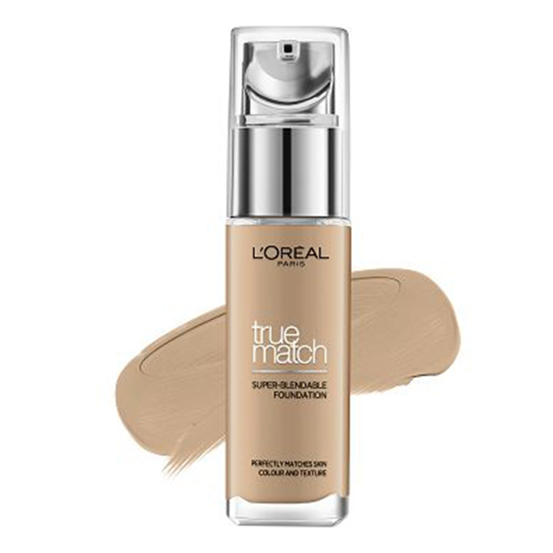 L'Oreal Paris True Match Super-Blendable Foundation Golden Cappuccino D8W8 30ml