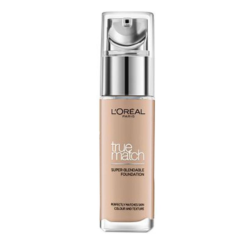 L'Oreal Paris True Match Liquid Foundation Rose Sand 5.R/5.C 30ml