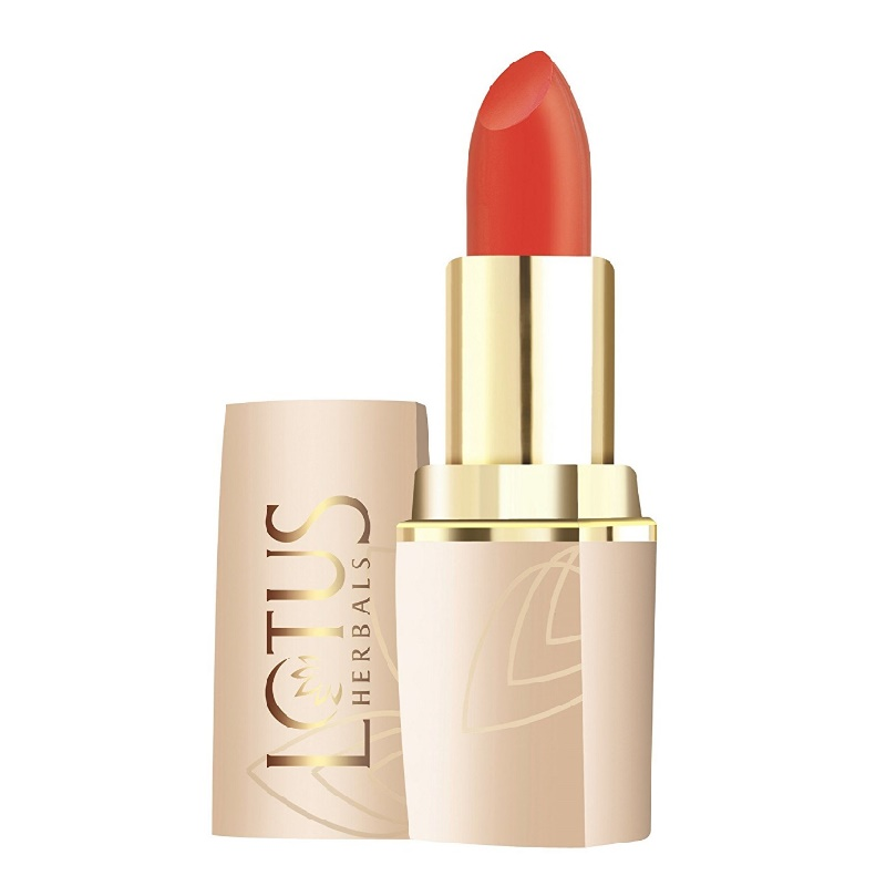 LOTUS PURECOLOR Lipstick Orange Envy 598