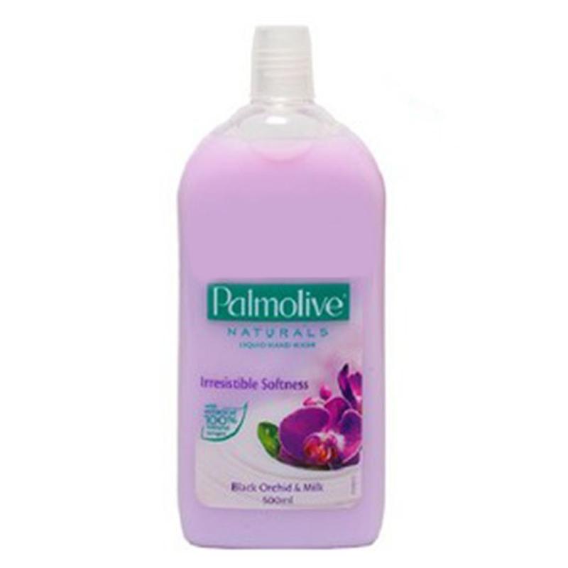 Palmolive Naturals Hand Wash Refill Black Orchid & Milk 500ml