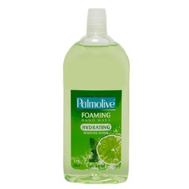 Palmolive Naturals Hydrating Hand Wash Refill Lime & Mint 500ml