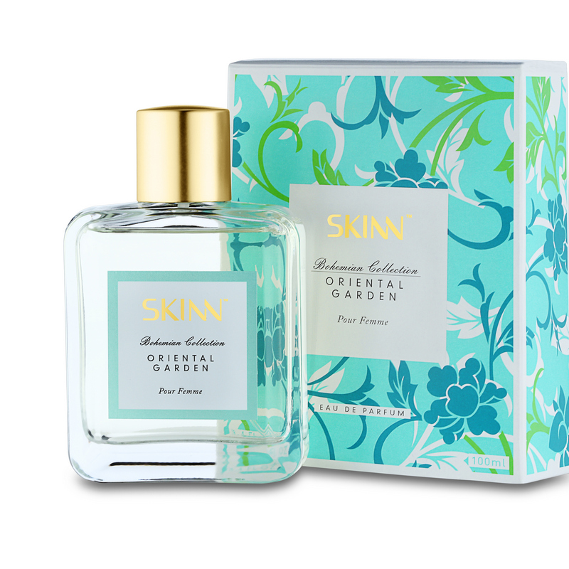Skinn By Titan Bohemian Oriental Garden Eau De Parfum For Women 100ml