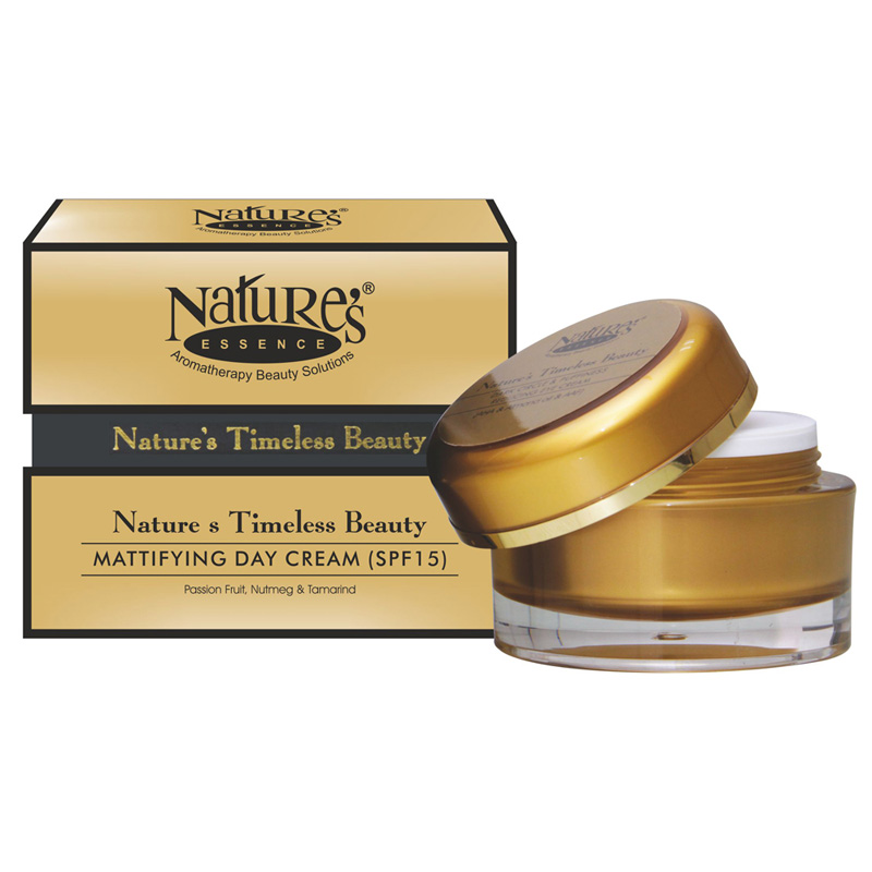 Natures Essence Mattifying Day Cream SPF15 50gm