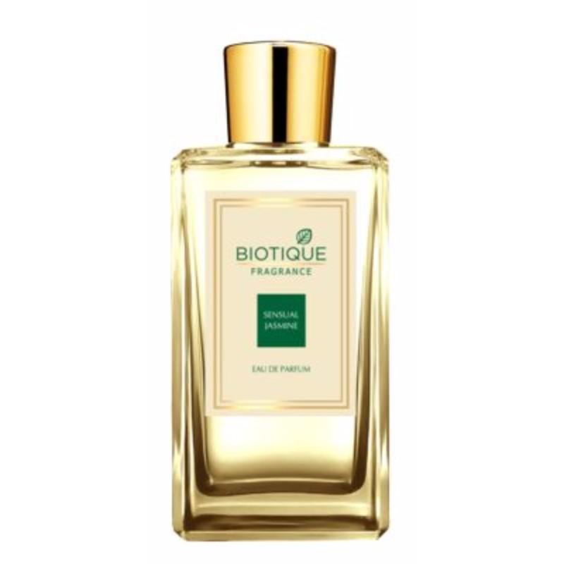 Biotique Sensual Jasmin Fragrance Eau De Parfum 50ml