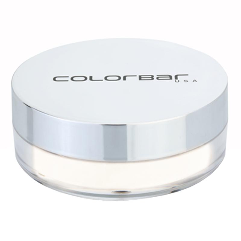 Colorbar USA Sheer Touch Mattifying Loose Powder White Trans 001