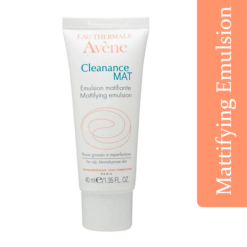 Eau Thermale Avene Cleanance Mat Mattifying Emulsion 40ml