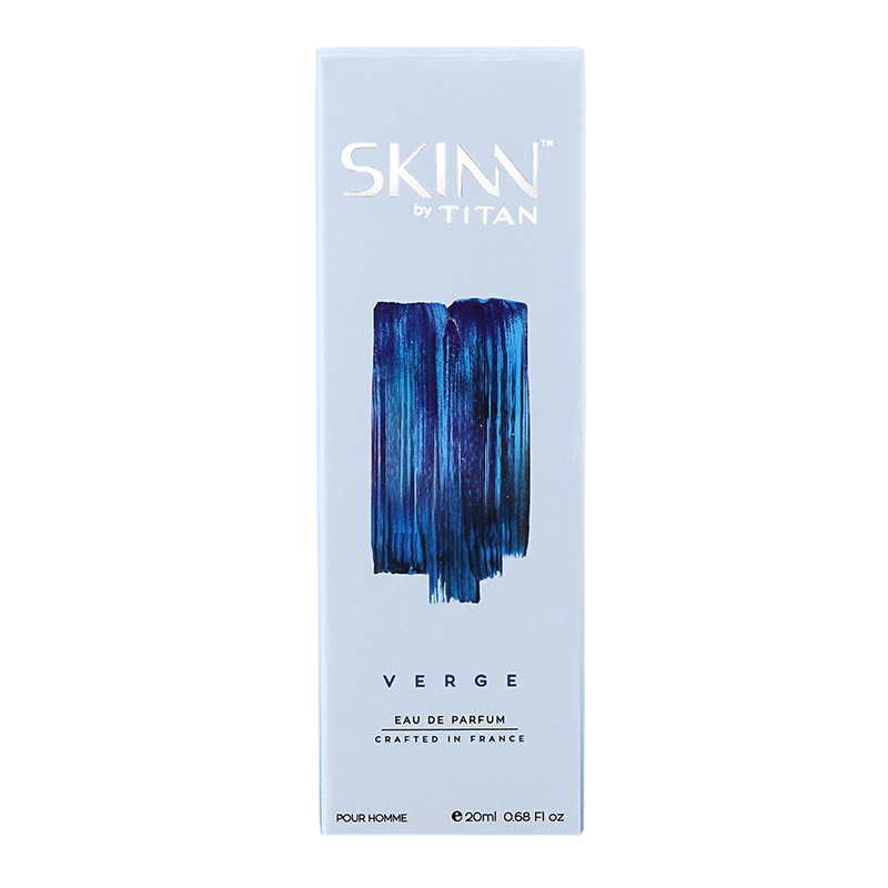 Skinn By Titan Verge Eau De Parfum For Men 20ml