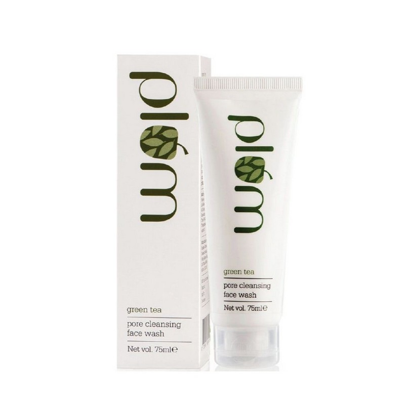 Plum Green Tea Pore Cleansing Face Wash 75ml