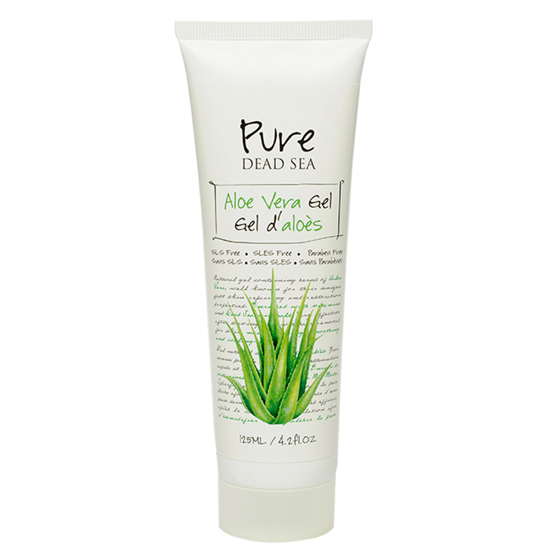 Pure Dead Sea Aloe Vera Gel 125ml
