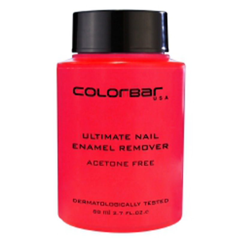 Colorbar USA Ultimate Nail Colour Remover Pink