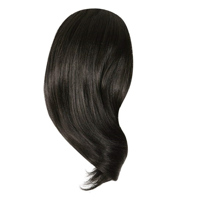BBlunt B Hive Volume On Crown Clip-In Hair Extension Natural Brown