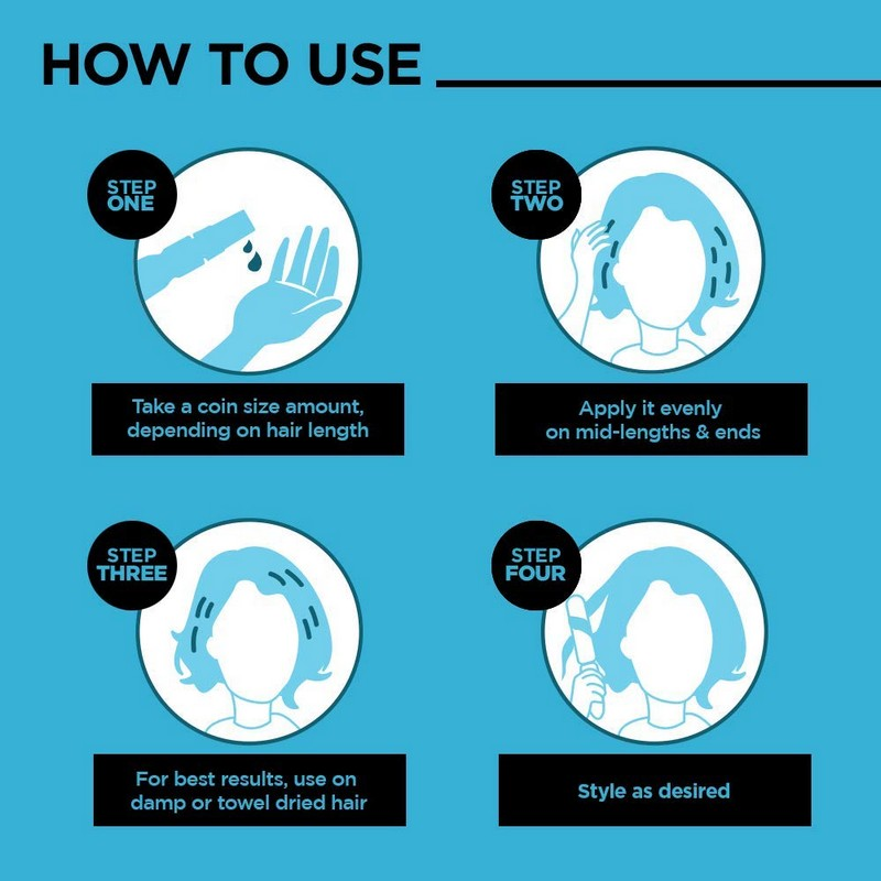BBlunt Intense Moisture Hair Serum 75ml
